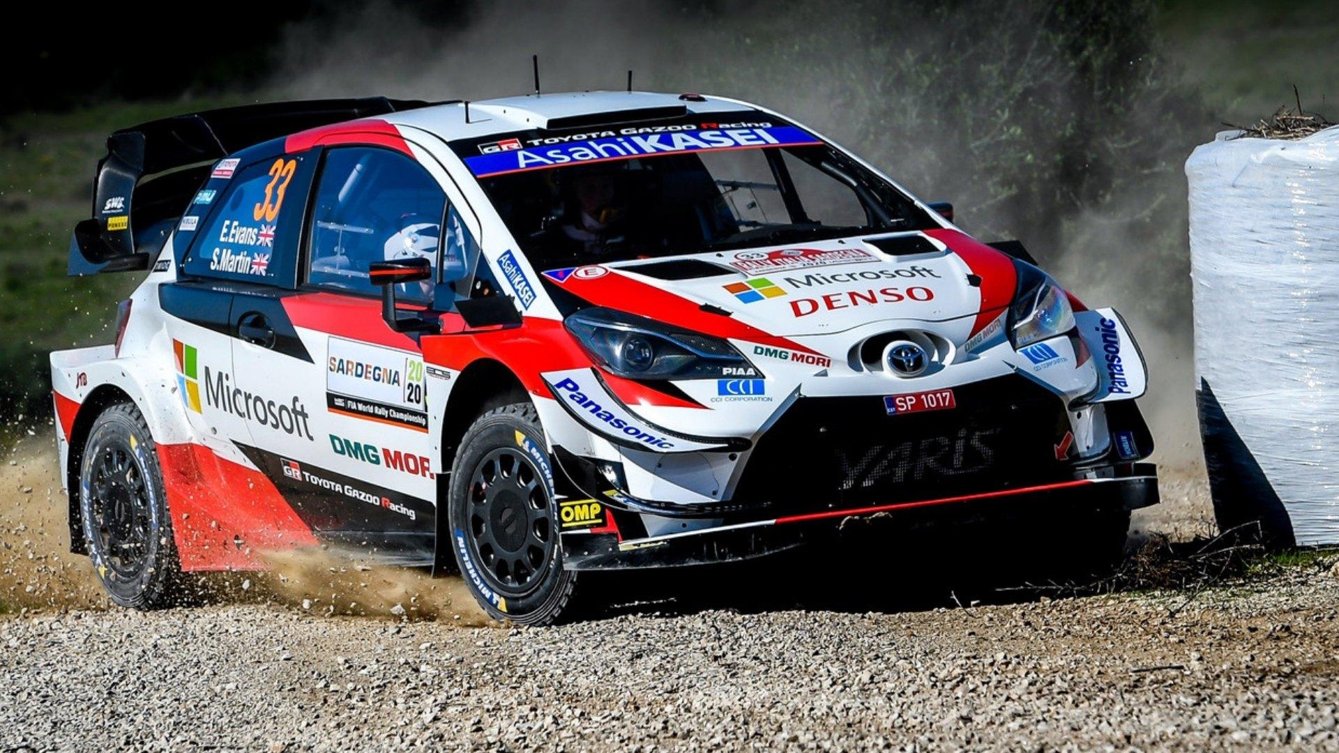 WRC: Rally d' Italia - Sardegna [8-10 Octubre] - Página 2 08102_Evans_Shakedown