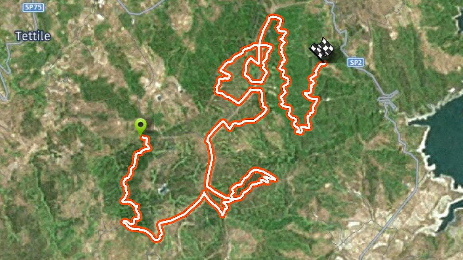 WRC: Rally d' Italia - Sardegna [8-10 Octubre] - Página 2 091020_WRC-SS2map-Italy_001