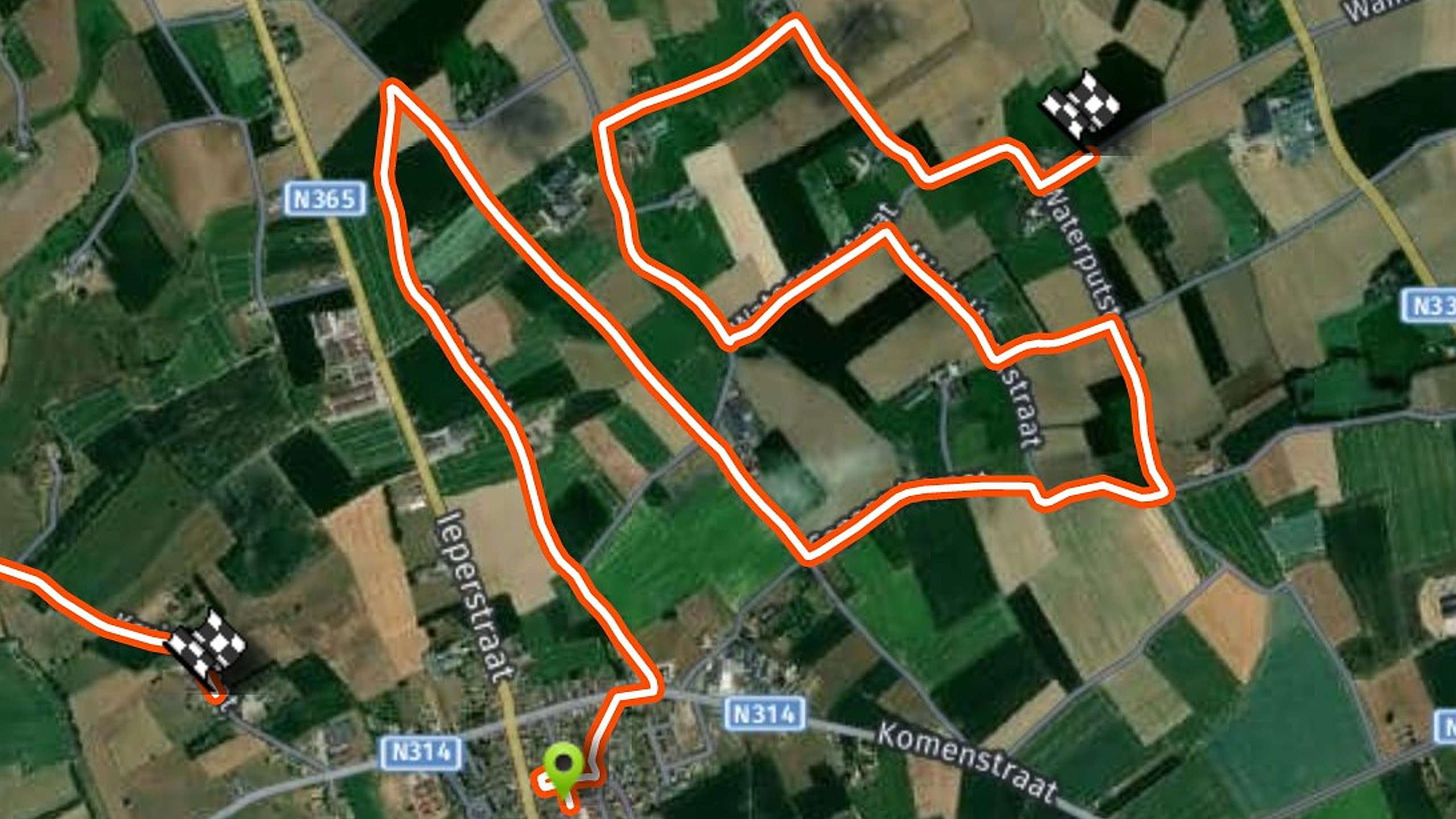 WRC: RENTIES Ypres Rally [13-15 Agosto] - Página 3 140821_WRC-SS12-SS16-Belgium_001