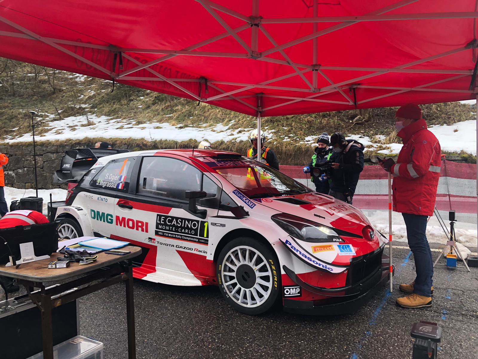 WRC: 89º Rallye Automobile de Monte-Carlo [18-24 Enero] - Página 4 210121_OgierSS2STart