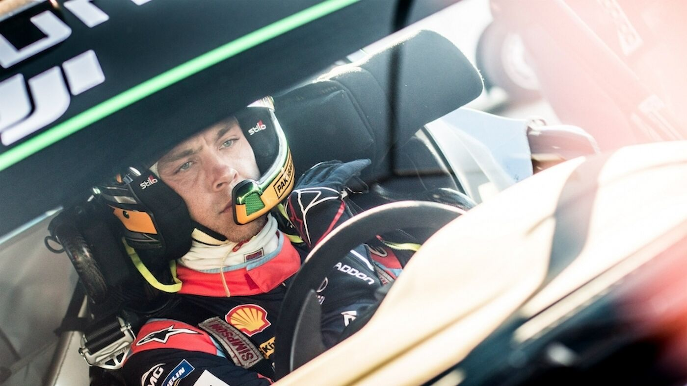 Paddon eyes WRC return in 2020