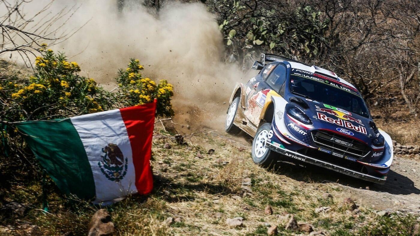 ÚLTIMA HORA: Ogier gana en México