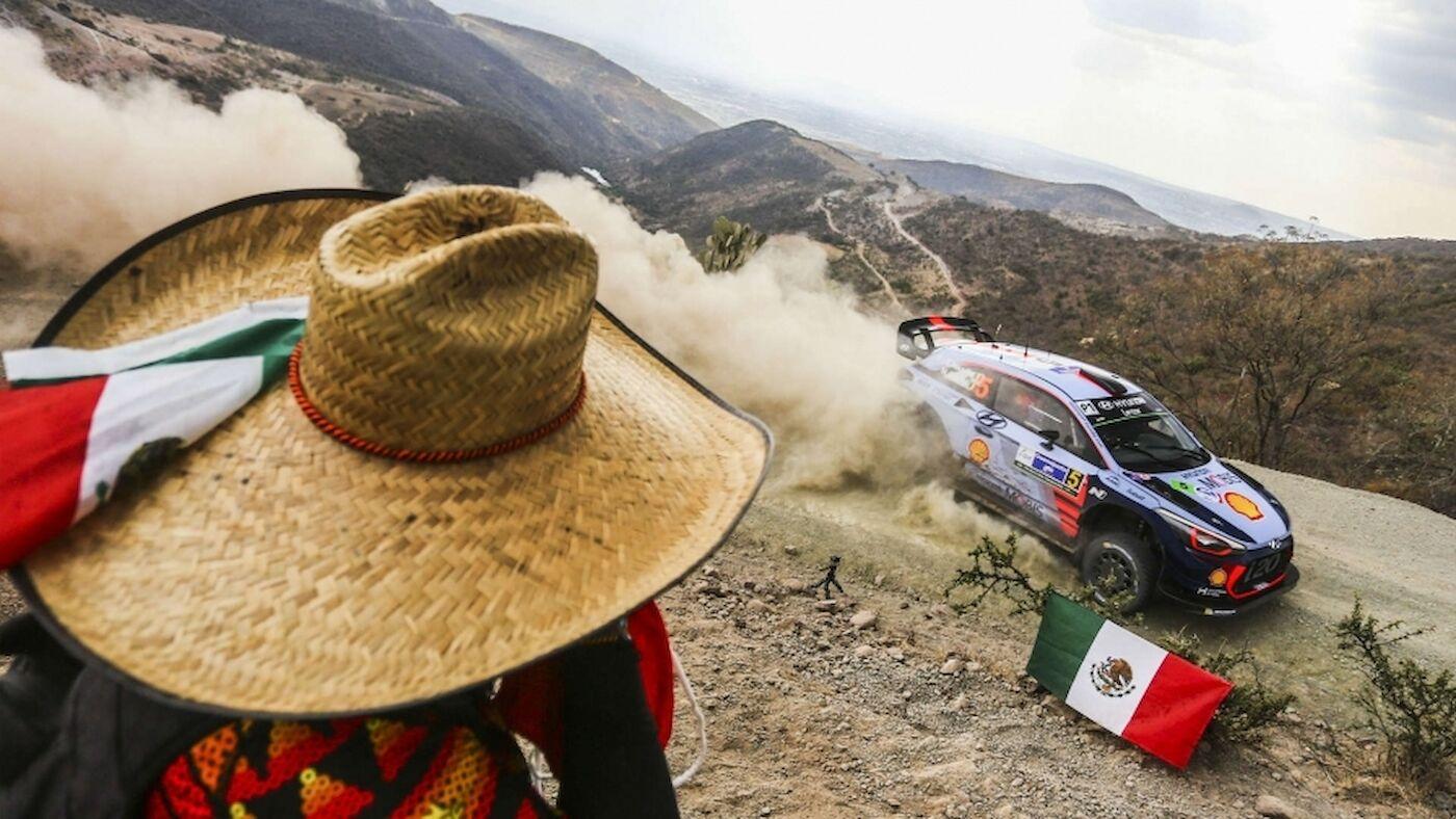 Cuenta atrás para México: El itinerario del rallye
