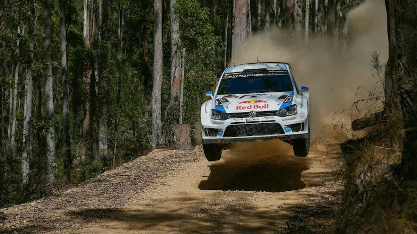 La elección de los neumáticos da ventaja a Ogier en Australia