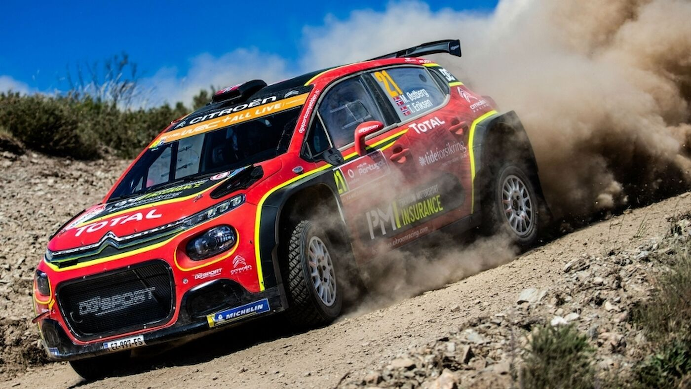 Østberg confirmed for WRC 2 title tilt