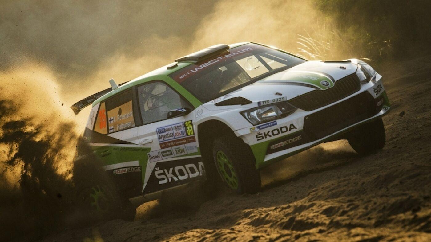 Los jóvenes a por el WRC 2