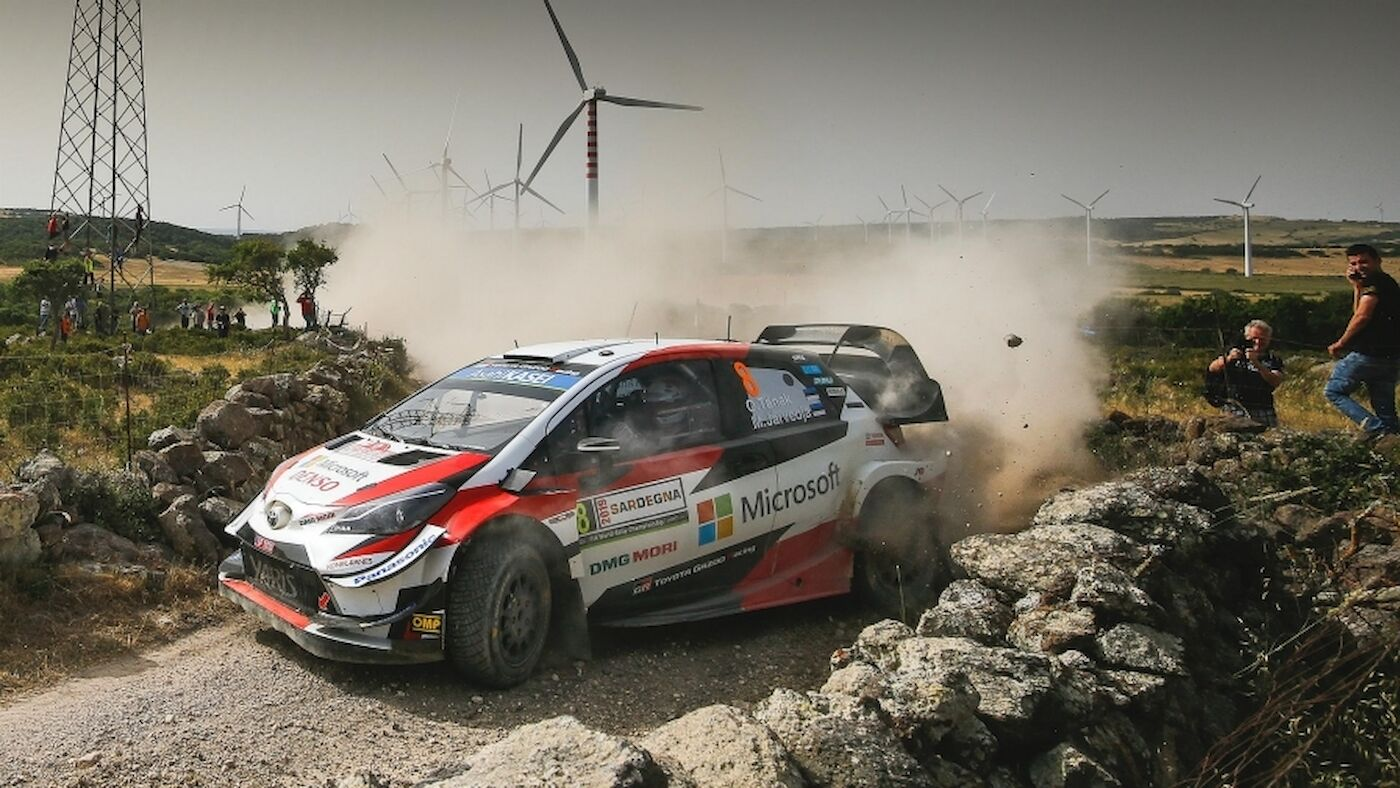 SS10: Ott on the attack