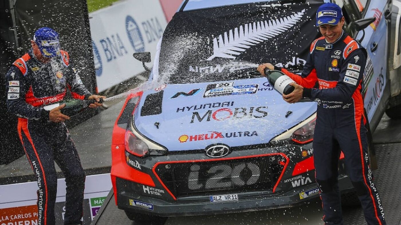 Paddon preparation pays dividends