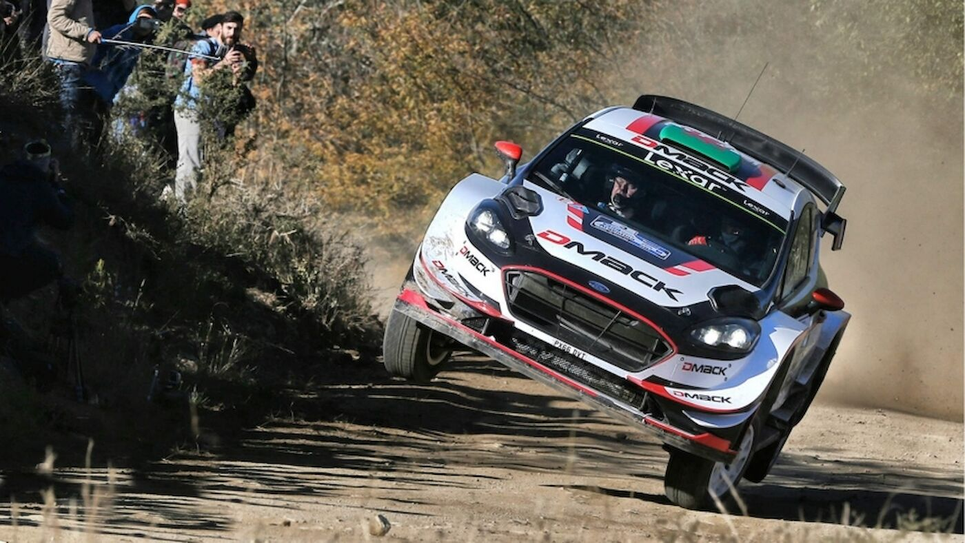 SS4/5: Clean sweep for Evans
