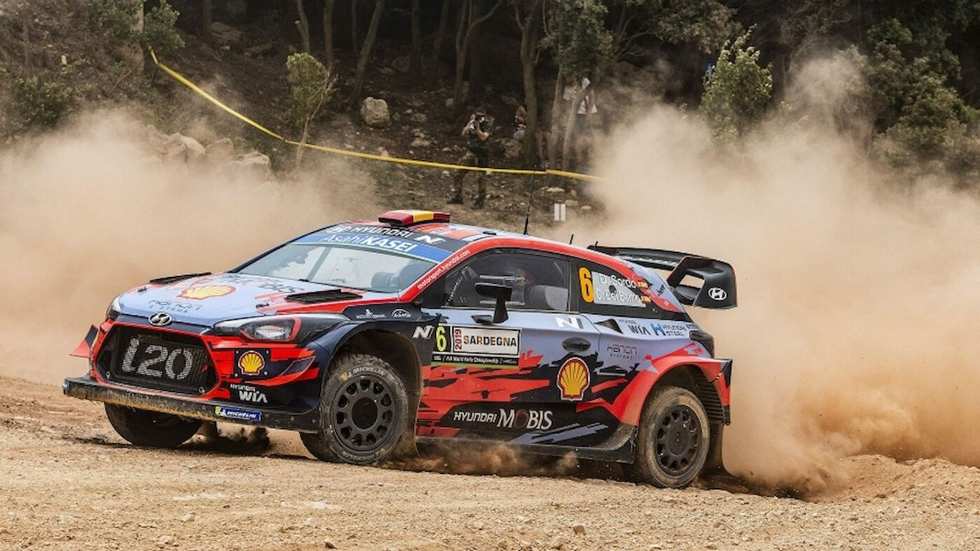 Friday in Italy: Sordo claims first leg lead