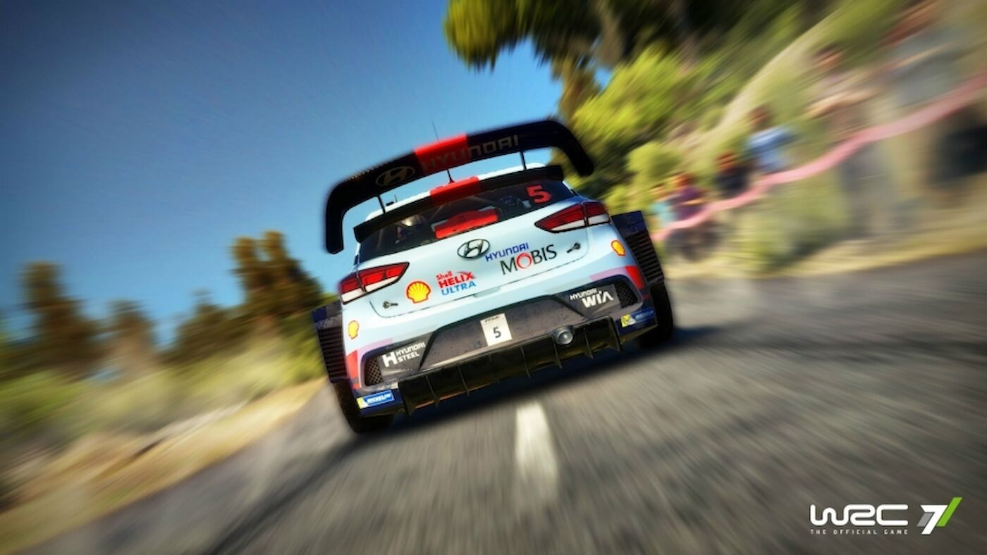 New features for 2018 WRC eSports