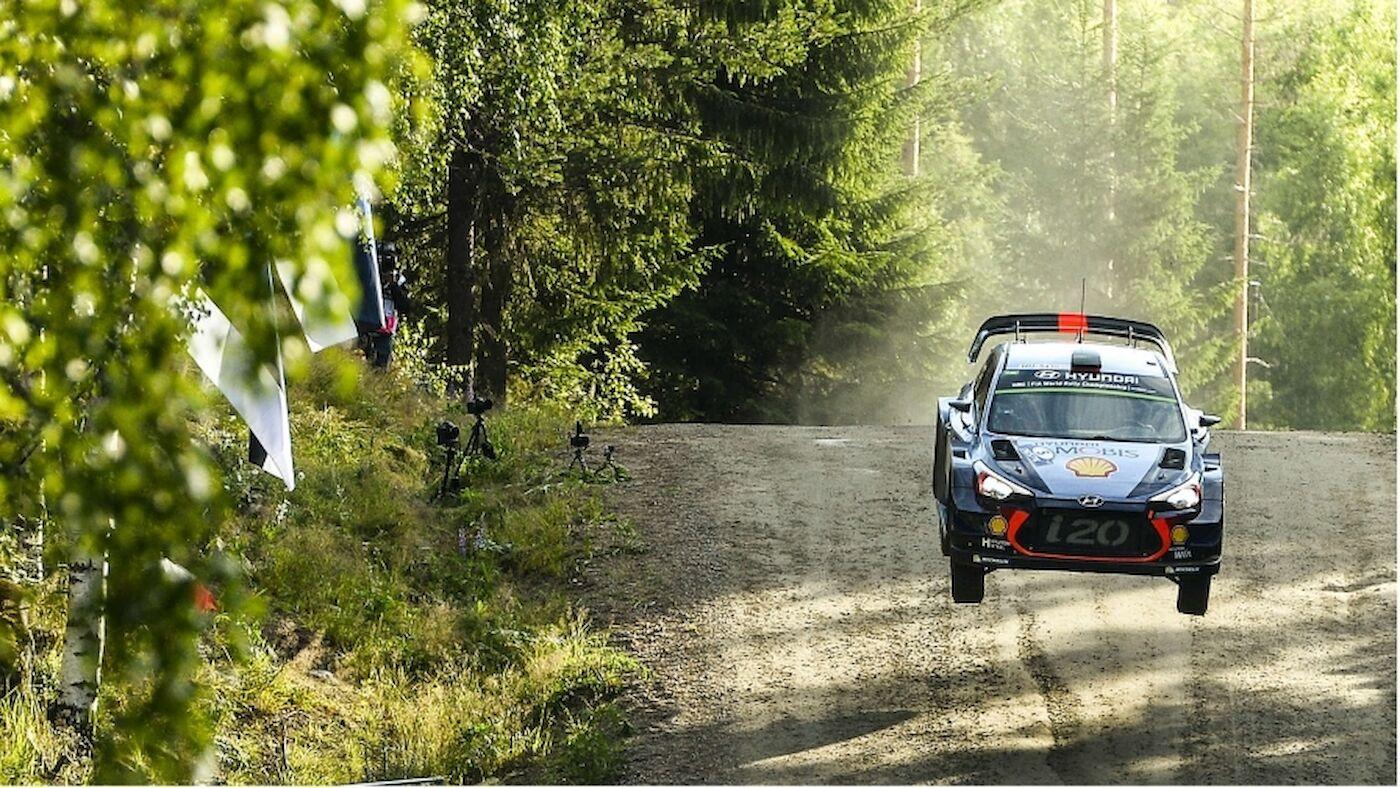 Cuenta atrás para Finlandia: Itinerario