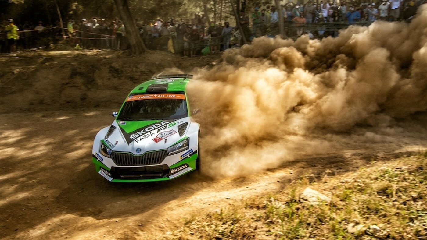 Kalle S Delight At Fabia Debut