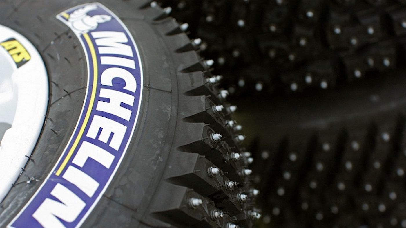 WRC briefing: Snow tyres