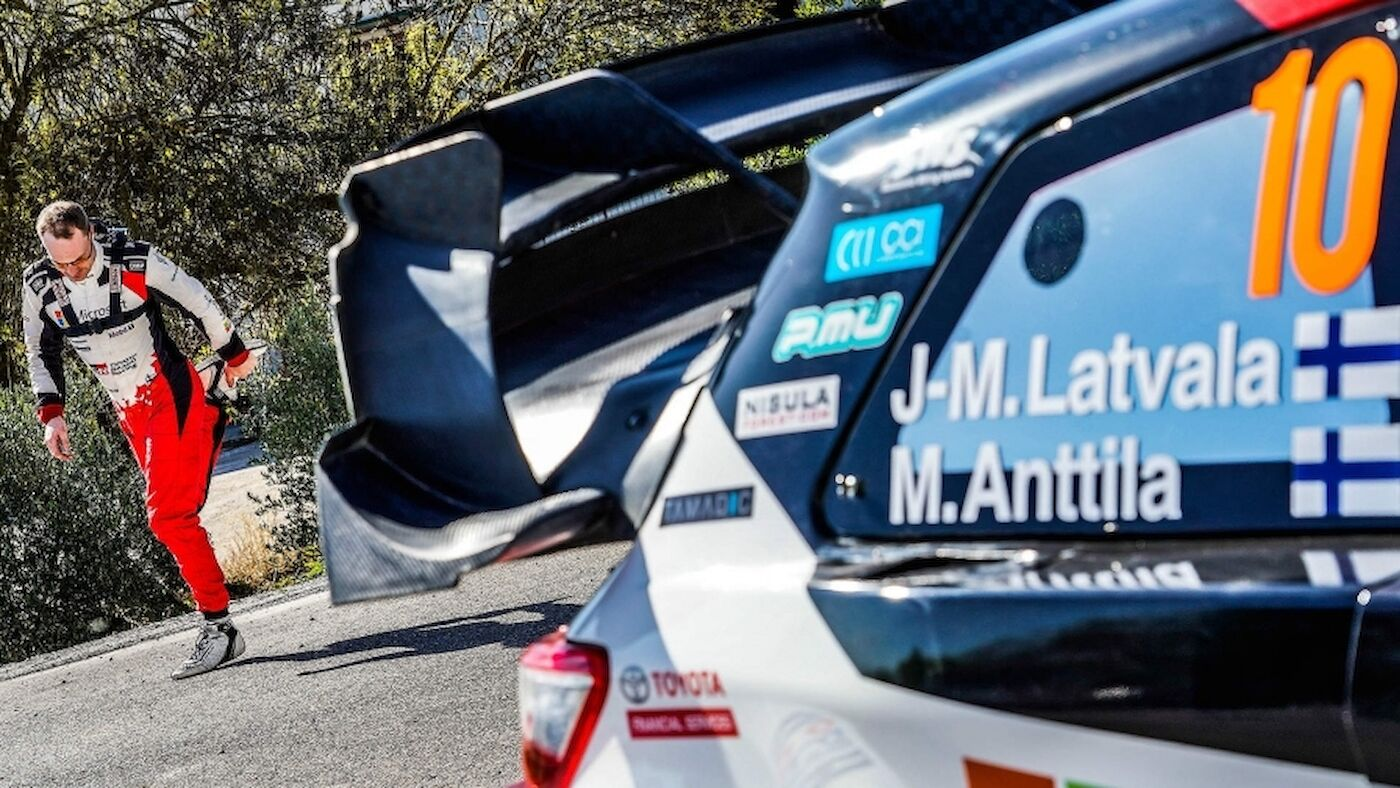Latvala targets five rounds in 2020
