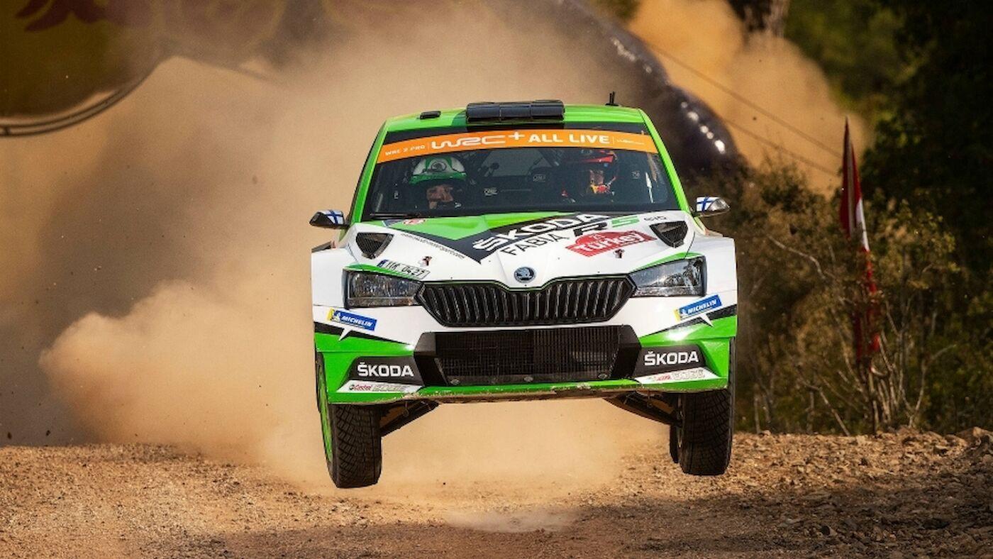 2019 review: WRC 2 Pro / WRC 2