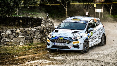 FIA Junior WRC title to be decided in Monza