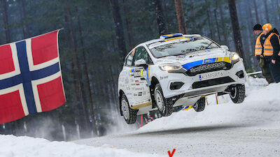 Junior WRC: Rally Sweden preview