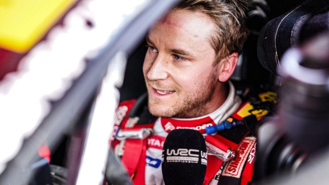 WRC 2 en el Monte: Østberg amplía su liderato