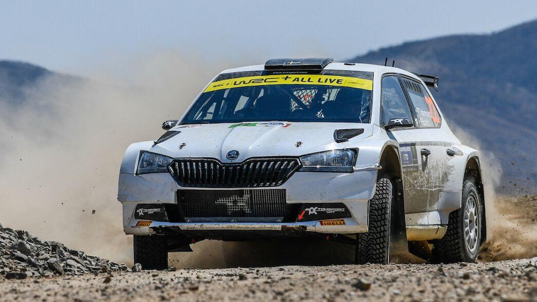 Sábado en México: Un dominante Tidemand logra la victoria en el WRC 2