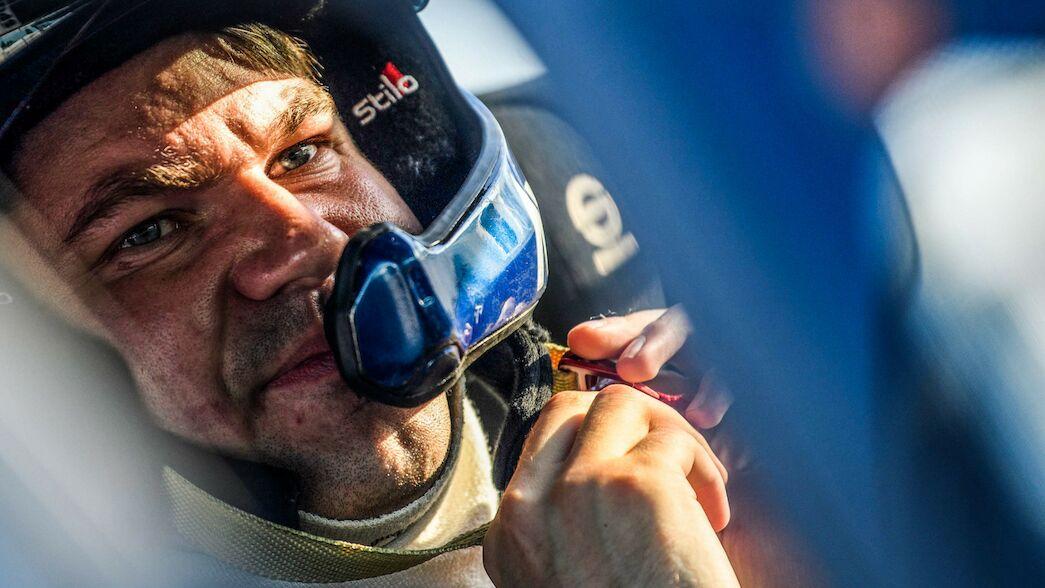 Suninen s'assure un volant en WRC2