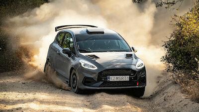 M-Sport unveils new Fiesta rally car