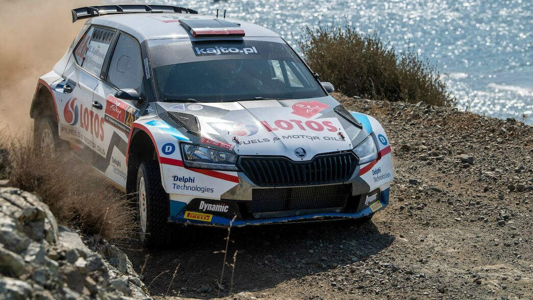 Kajto still harbours World Rally Car aspirations