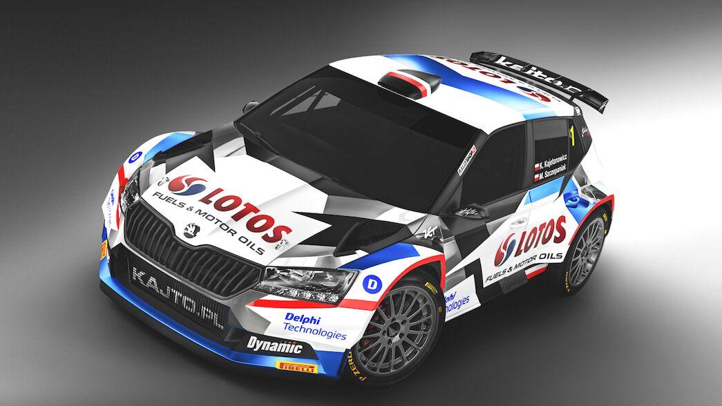 Kajto buscará el título del WRC 3 con nuevo coche