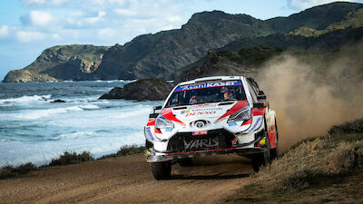 Ogier frustrated after late Italy setback