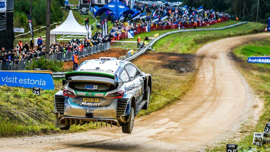 Estonia WRC restart free of Covid-19