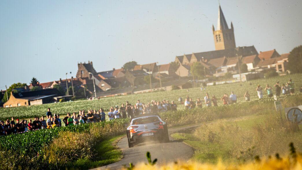 El Rallye Ypres de Bélgica, cancelado por los rebrotes del Coronavirus