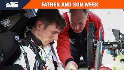 Semana del Padre y el Hijo: Gwyndaf y Elfyn