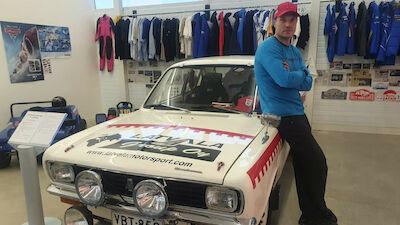 Jari-Matti Latvala: Mi primer coche de rallyes