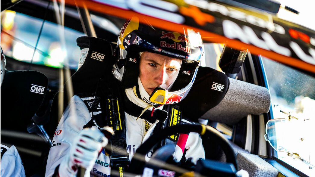 Evans buoyed by Ogier's new deal