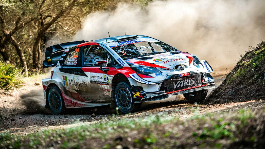 WRC Numbers Game: title permutations