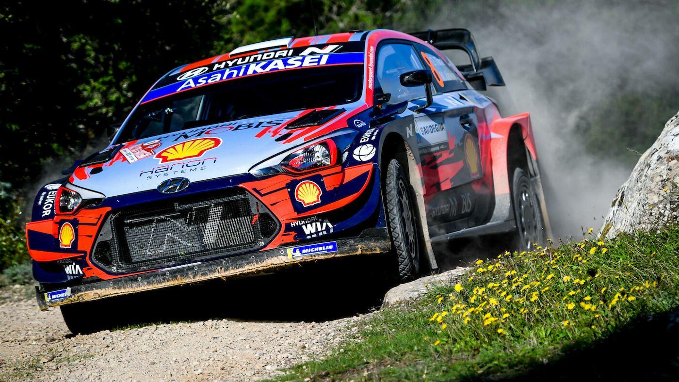 WRC Manufacturers