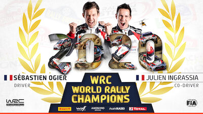 Ogier clinches seventh title with Monza victory