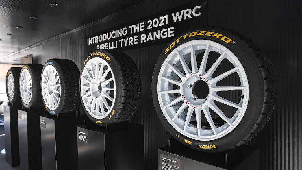 Pirelli completa los test iniciales con los equipos del WRC