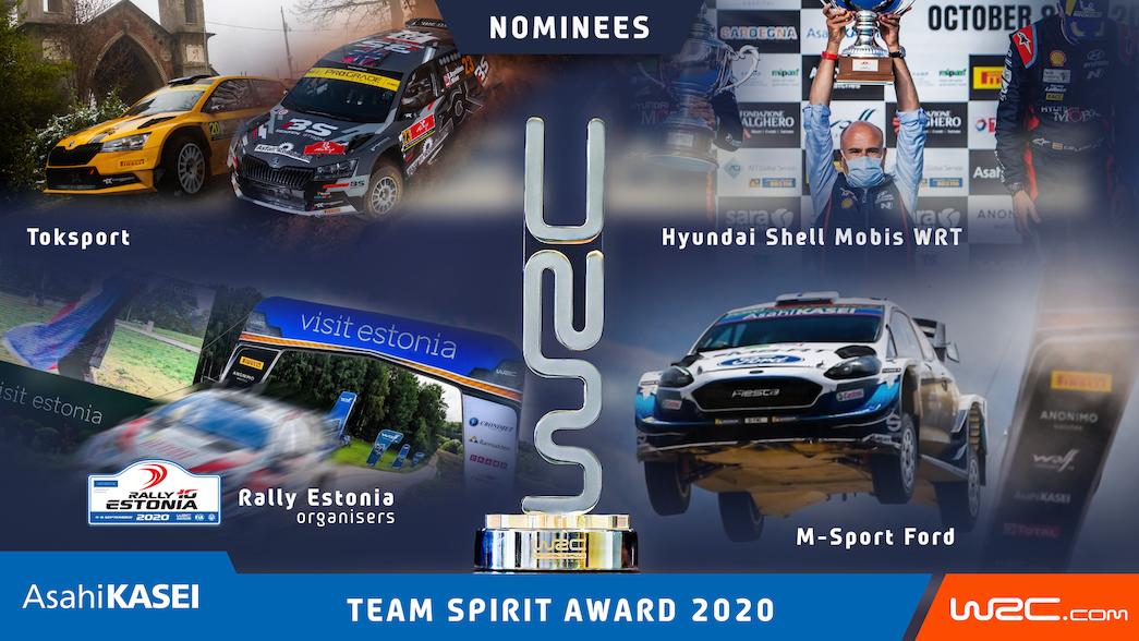 Vota ahora: El espíritu de equipo del año de Asahi Kasei