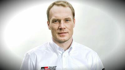 Latvala nuevo director del equipo Toyota