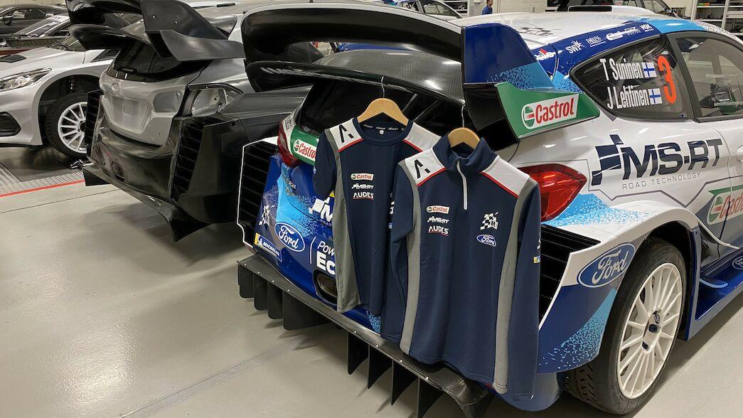 Gana un paquete de fan de M-Sport Ford World Rally Team