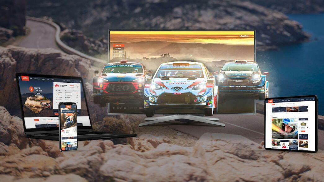 Gana uno de los cinco pases de temporada de WRC+