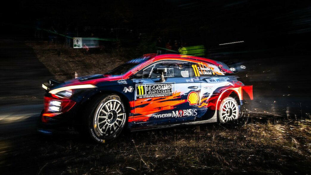 Neuville fires early warning to Monte rivals