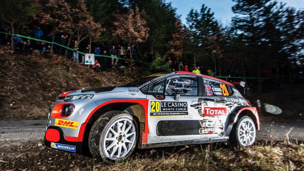 Previo: WRC 2 y WRC 3 en el Rallye de Montecarlo
