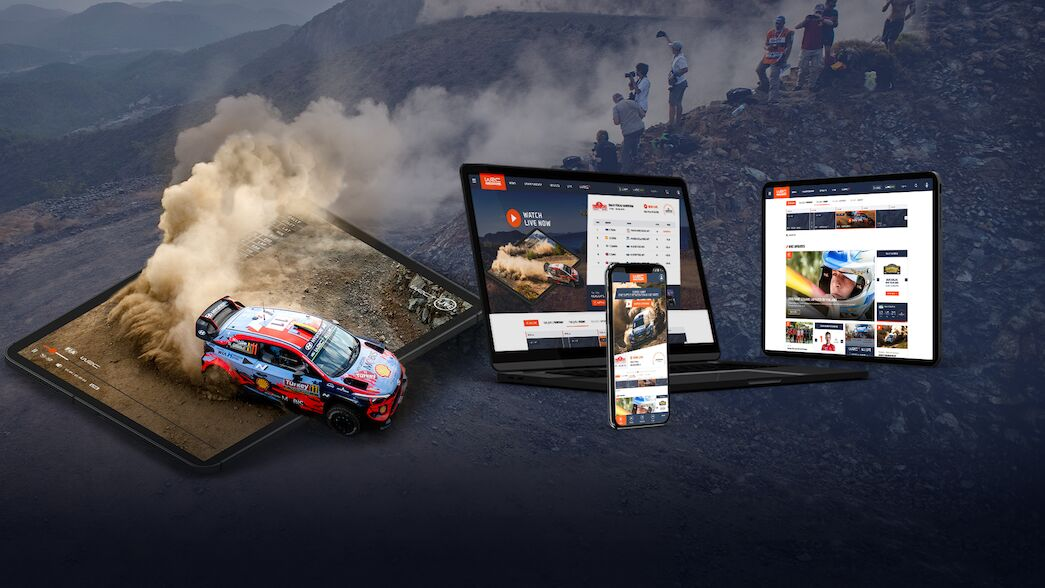 WRC+ Subscription Update