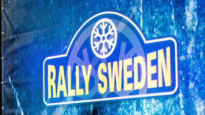 Feu vert pour le Rallye de Suède