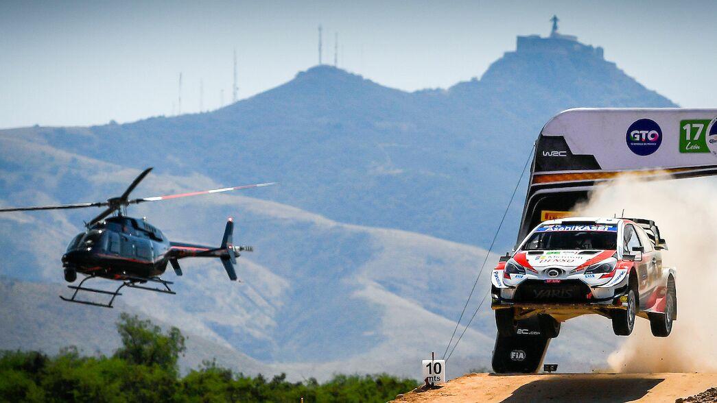 El sexto triunfo en México en el momento oportuno para Ogier