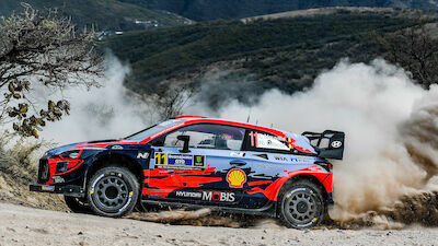 Neuville calm after Mexico setback