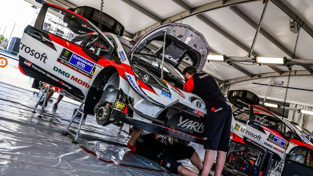 Existing engines to stay in WRC hybrid switch