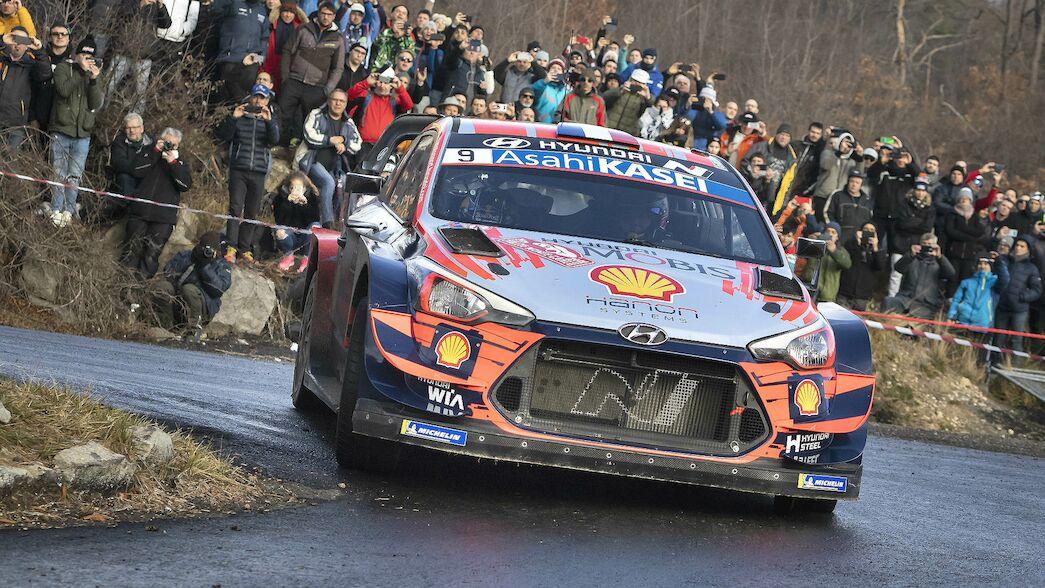 El shakedown en casa con...Sébastien Loeb